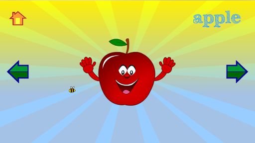 【免費教育App】Fun4Kids: Fruits & Vegetables-APP點子