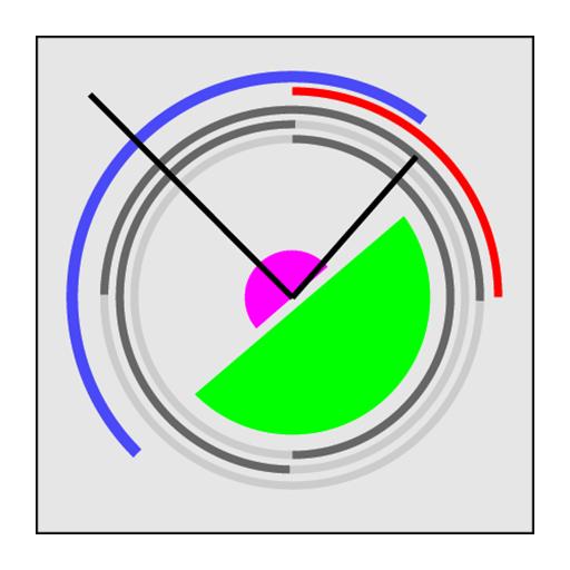 Advanced Clock Live Wallpaper LOGO-APP點子