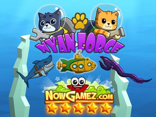 Nyan Force - Action Game