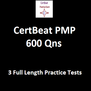 CertBeat PMP 600 Questions for Android