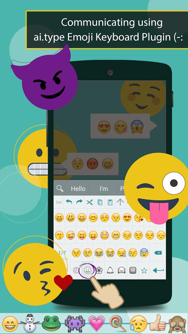 ai type emoji plugin
