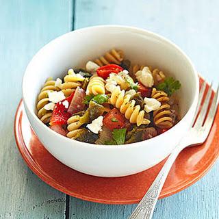 Poblano Pasta Salad