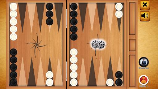 Backgammon Tabla online live