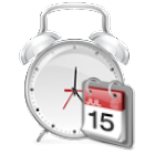 闹钟日历 icon