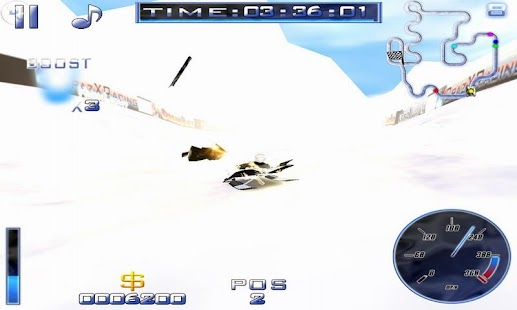 BobSleigh eXtreme Free- screenshot thumbnail