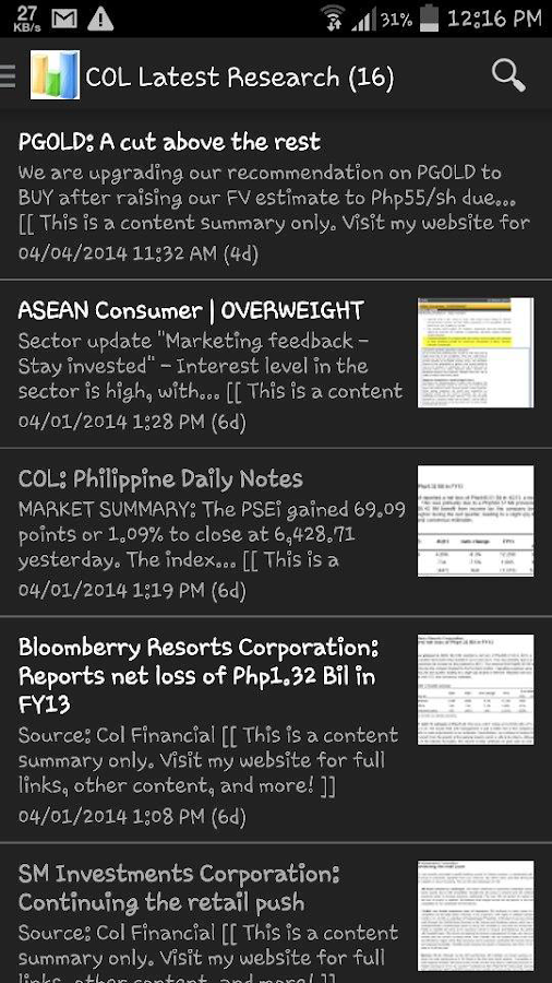 PSE Guides and News- screenshot