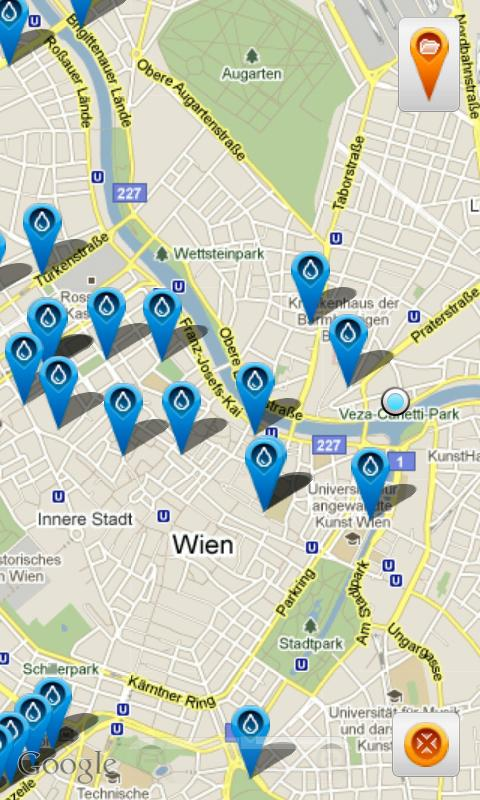 OpenVienna - screenshot