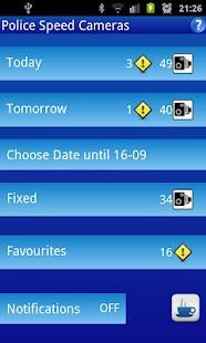 Speed Cams Perth- screenshot thumbnail
