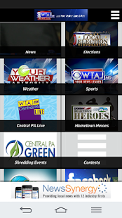 WeAreCentralPA.com/WTAJ- screenshot thumbnail