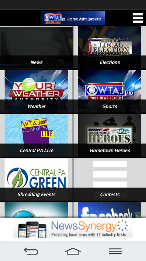 WeAreCentralPA.com/WTAJ- screenshot