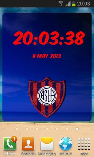 免費下載運動APP|Digital Clock San Lorenzo app開箱文|APP開箱王