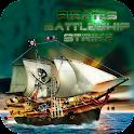 Pirates Battleship Strike icon