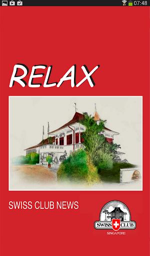 RELAX – Swiss Club Magazine