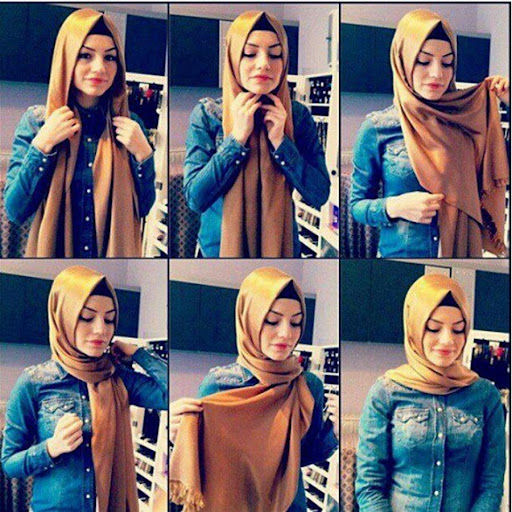 Hijaab Style Tips