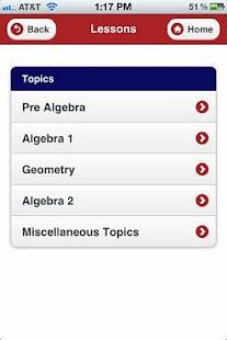 SAT Math- screenshot thumbnail