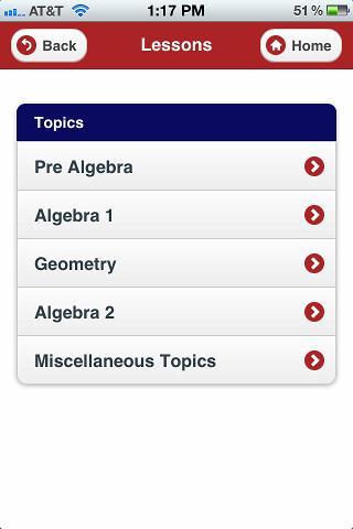 SAT Math- screenshot