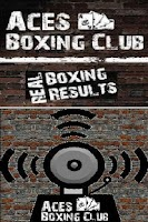 Screenshot of Aces Boxing Club Round Timer