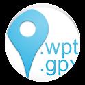 GPS Waypoints Editor icon