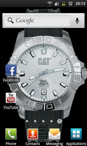 CAT Desktop Watch