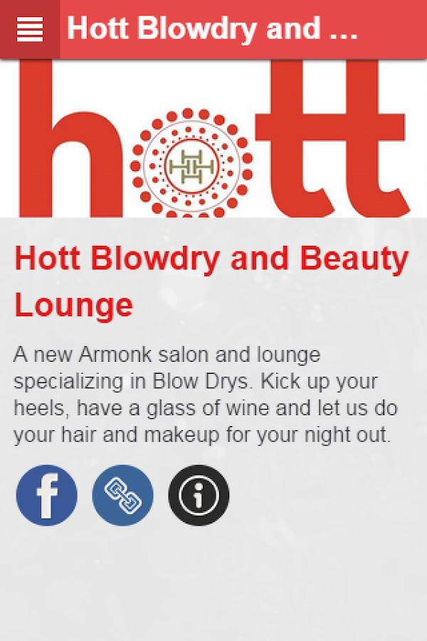 Hott Blowdry and Beauty Lounge- screenshot