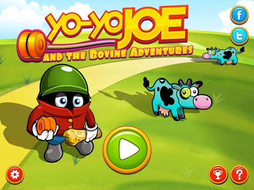 【免費動作App】YoYo Joe™ Bovine Adventures-APP點子