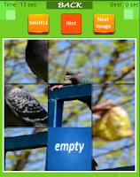 Screenshot of Slide Puzzle
