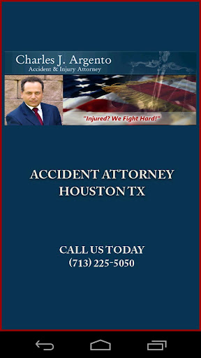 Charles Argento Accident App
