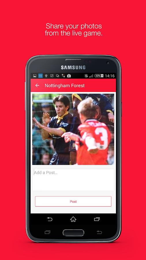 Sports fan dating app