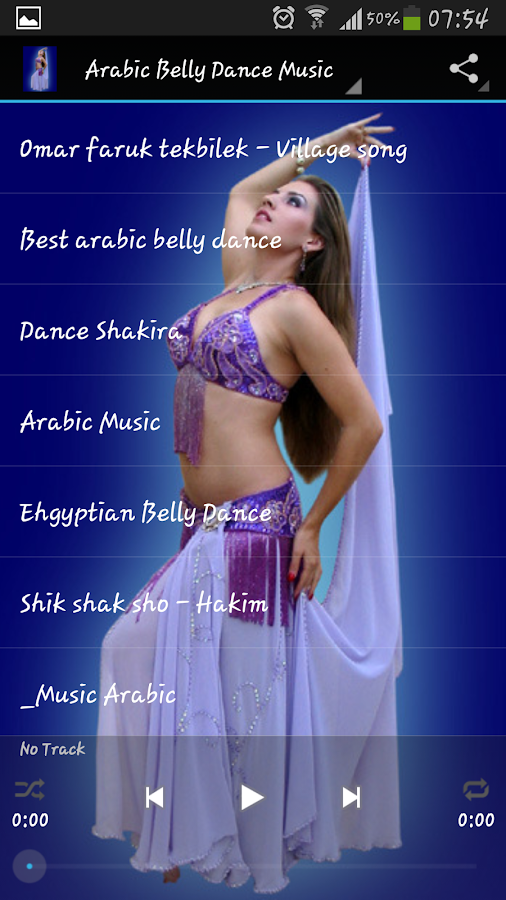 Oriental Belly Dance - screenshot