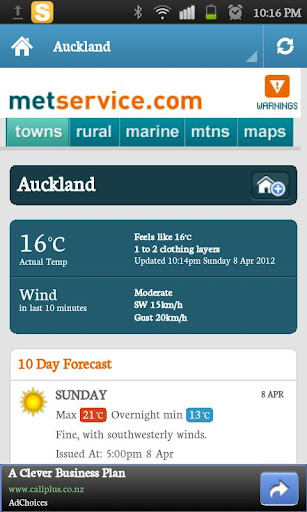 Weather NZ