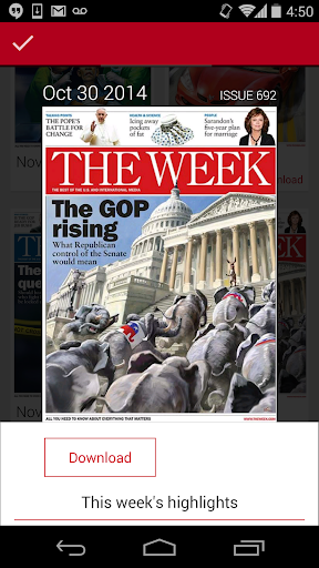 The Week Magazine US
