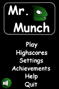 Mr. Munch (Snake game) - screenshot thumbnail