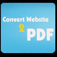 Convert web to PDF 2.0.2