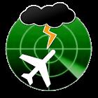 Aircraft Weather Radar icon