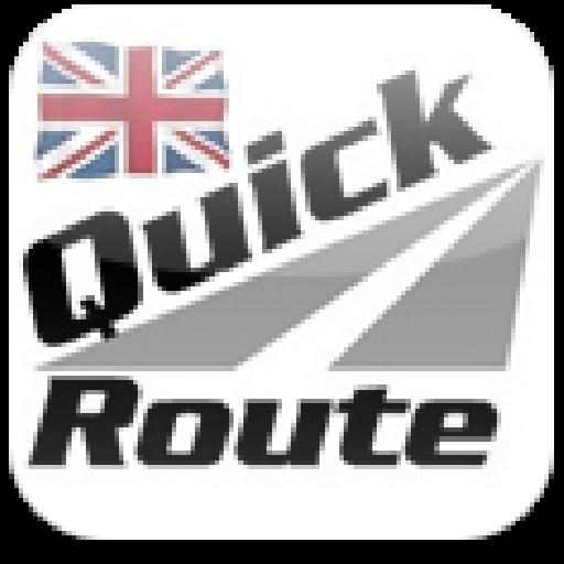 クイックルートイギリス 旅遊 App LOGO-APP試玩