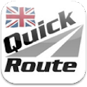 Quick Route United Kingdom icon