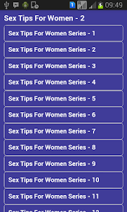 1000 Sex tips for women 2 - screenshot thumbnail