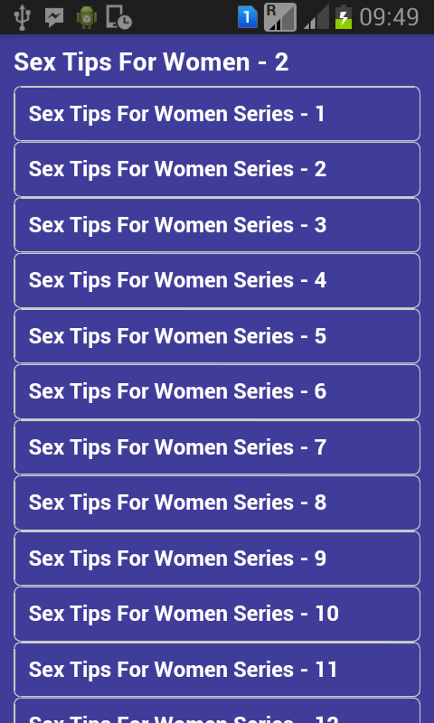 1000 Sex tips for women 2 - screenshot