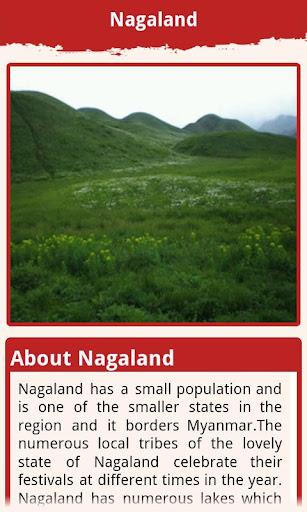 【免費旅遊App】Nagaland Tourism-APP點子