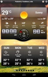 Weather HD - World Weather App screenshot 12