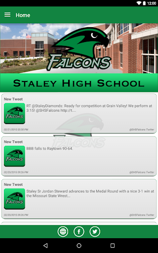 【免費教育App】Staley High School-APP點子