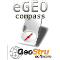 eGEO Compass GS by GeoStru logo