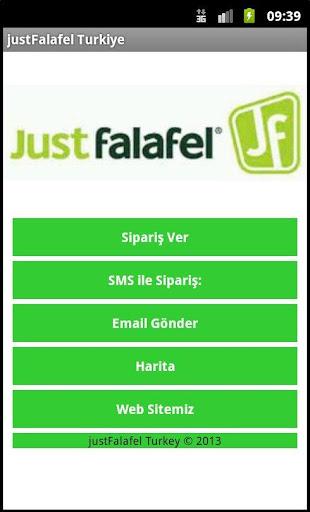 JustFalafel Turkiye