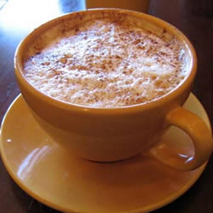 Abbey'S White Chocolate Latte Recipe
