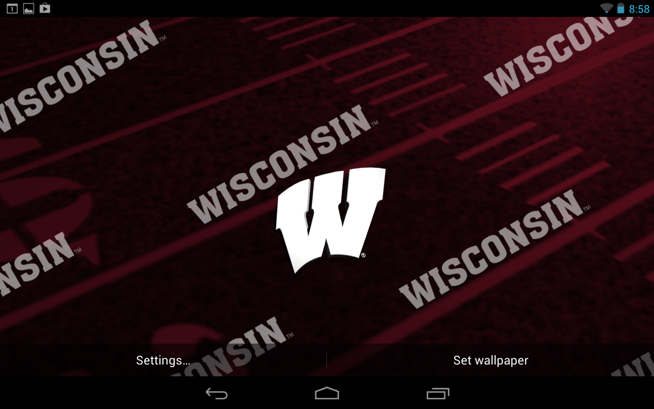 wisconsin live wallpaper hd android apps on google play
