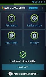 AntiVirus Security - FREE Screenshot 1