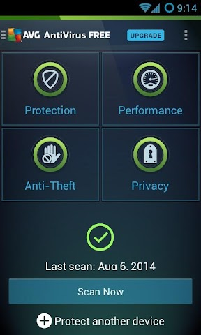 android AntiVirus FREE - Security Scan Screenshot 14