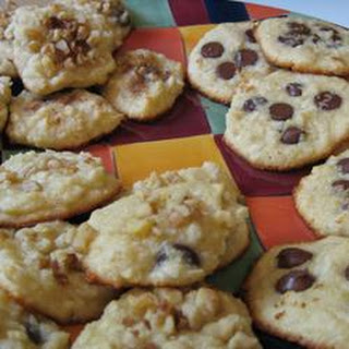 Coconut Almond Cookies.