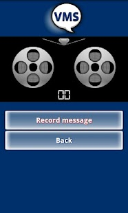 VMS - Voice Messaging System - screenshot thumbnail