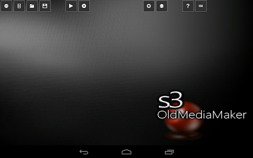 s3 Old Media Maker - screenshot thumbnail